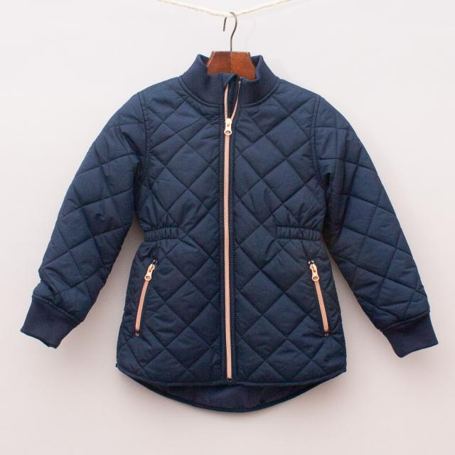 Name It Quilted Jacket