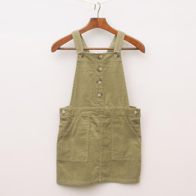 Seed Corduroy Dress