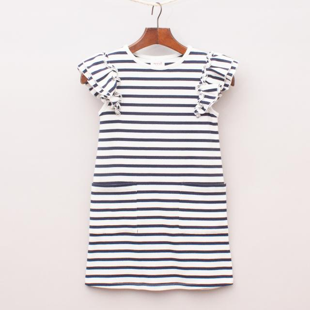 Seed Striped Dress