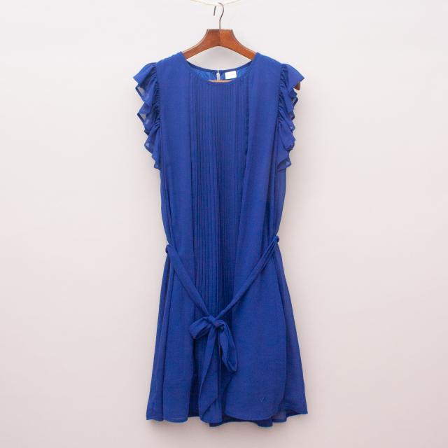 Bloom B Detailed Dress