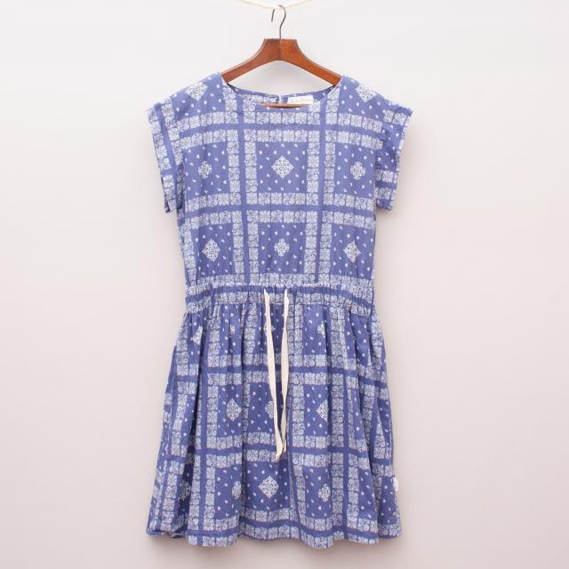 Boho Babe Paisley Dress