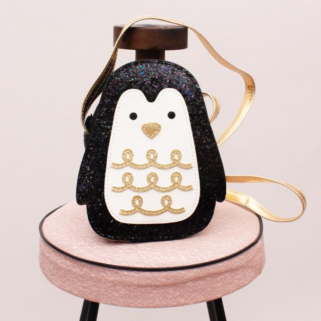 M&S Embellished Penguin Purse