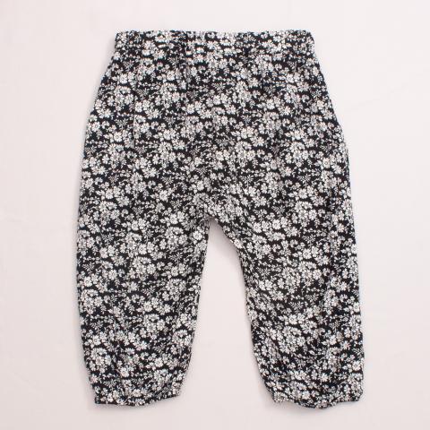 Flamingo Patterned Pants