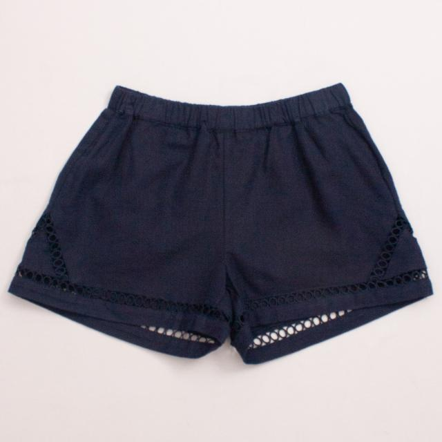 Seed Detailed Shorts