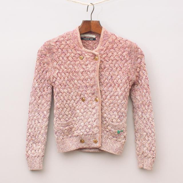 Scotch R'Belle Woven Cardigan