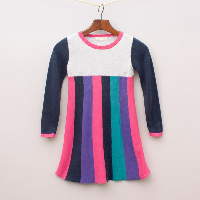 Fox & Finch Striped Dress