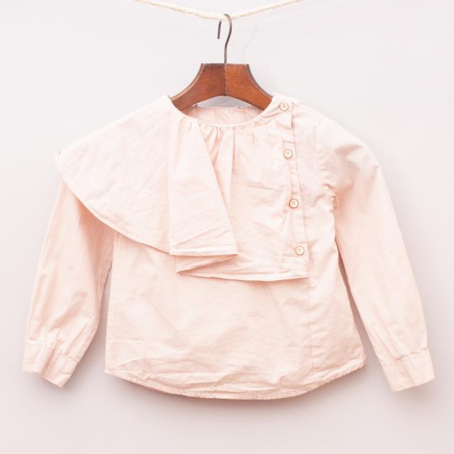 Zara Detailed Shirt