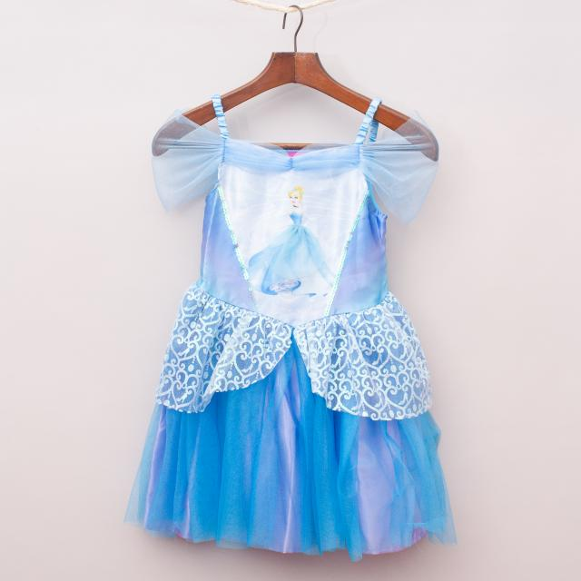 Cinderella Costume - Size 5-6