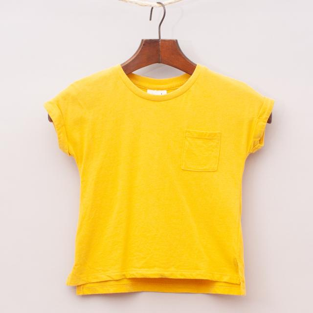 Seed Yellow T-Shirt