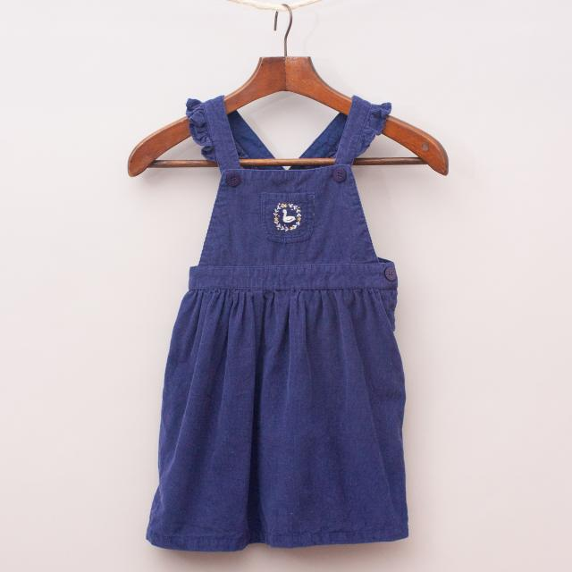 Purebaby Organic Cotton Dress
