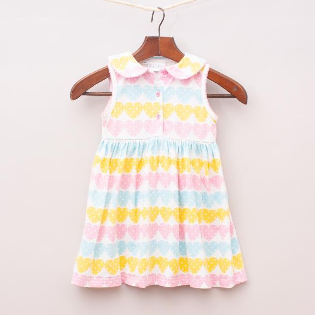 Rachel Riley Heart Dress