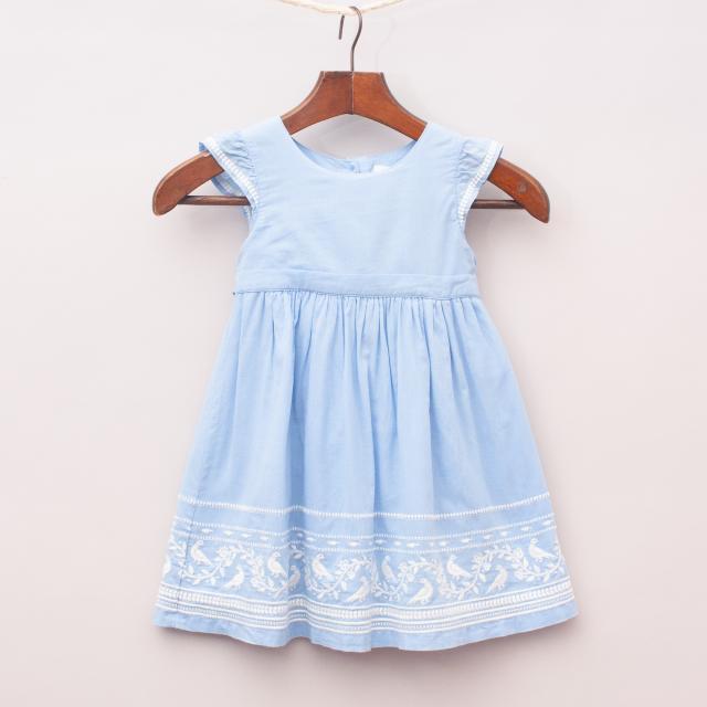 Purebaby Organic Cotton Dress
