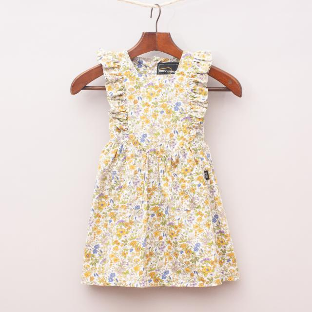 Rock Your Kid Floral Dress