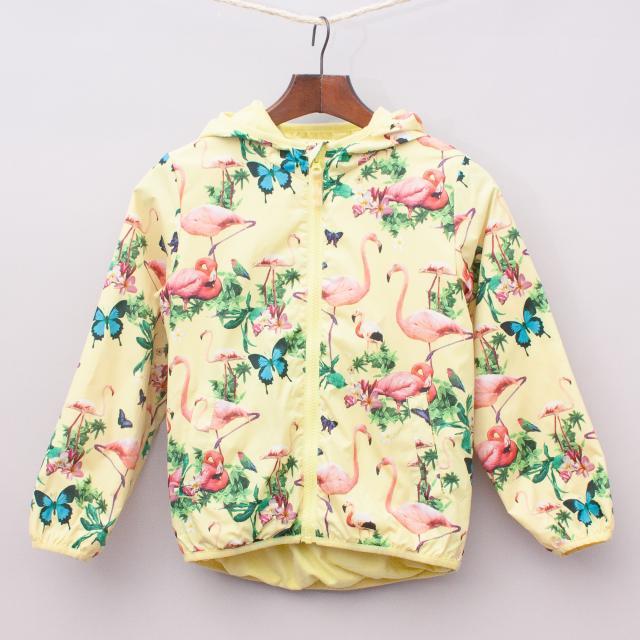 John Lewis Flamingo Jacket