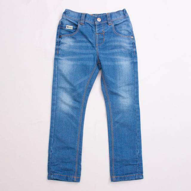 Next Blue Jeans