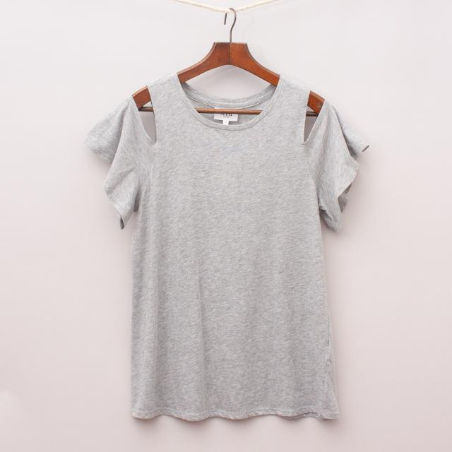 "Seed Grey Top ""Brand New"""