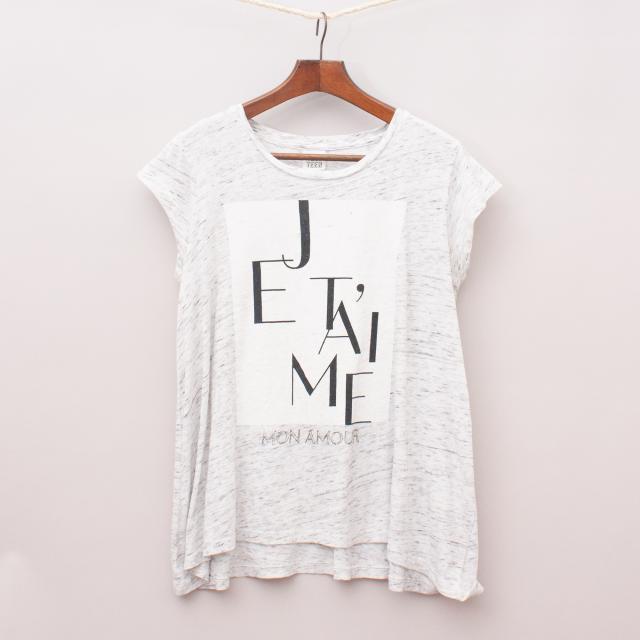 Seed Printed T-Shirt