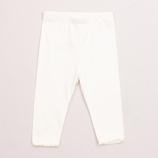 Gap Cream Leggings