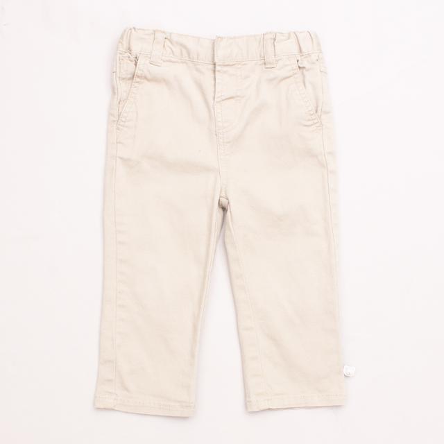 Noukies Beige Pants