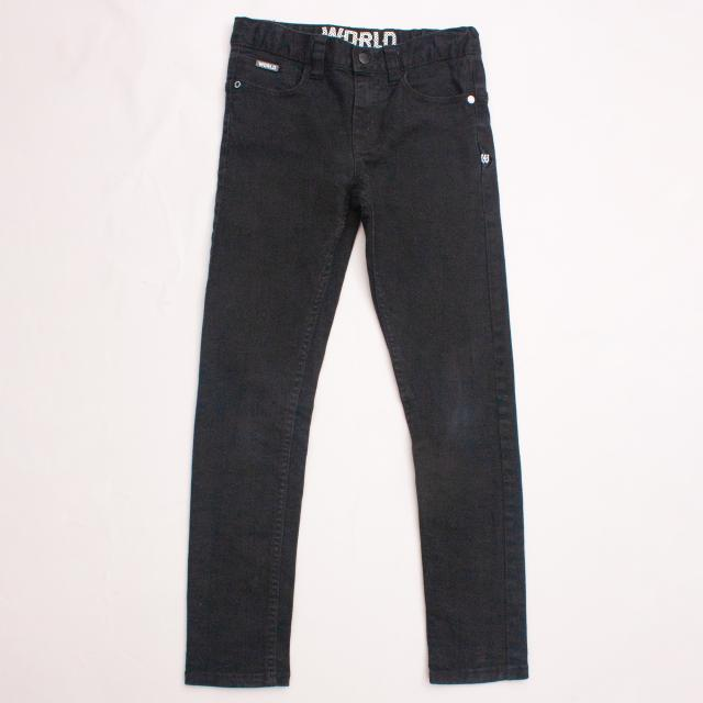 World Industries Black Jeans