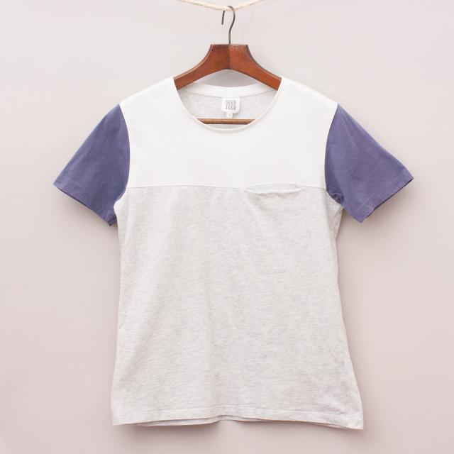 Seed Colour Block T-Shirt