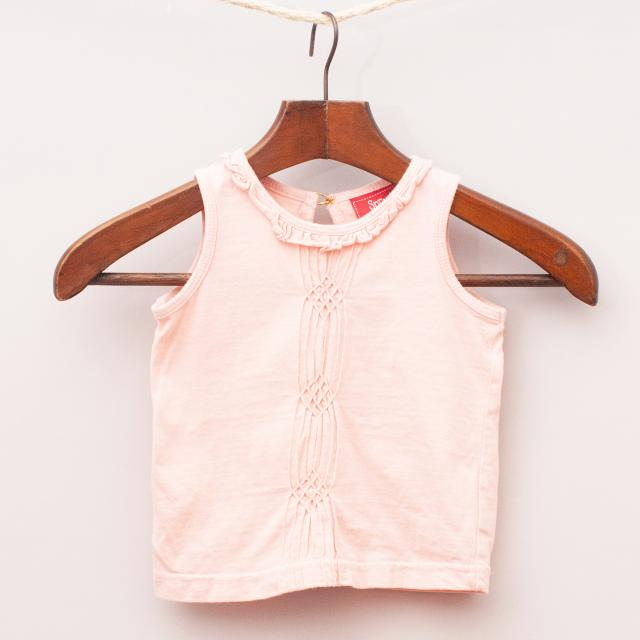 Sprout Pastel Top