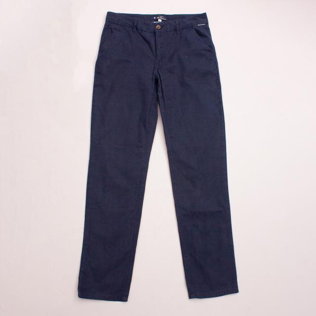 Ben Sherman Navy Blue Pants