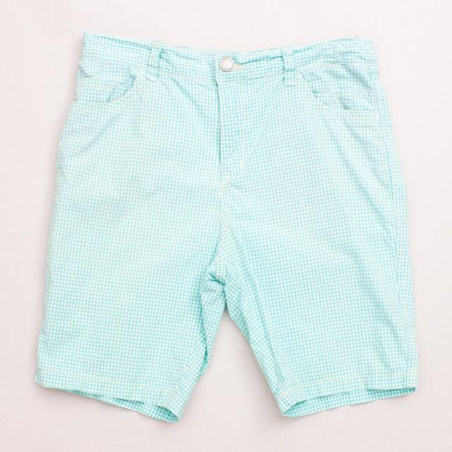 Country Road Gingham Shorts