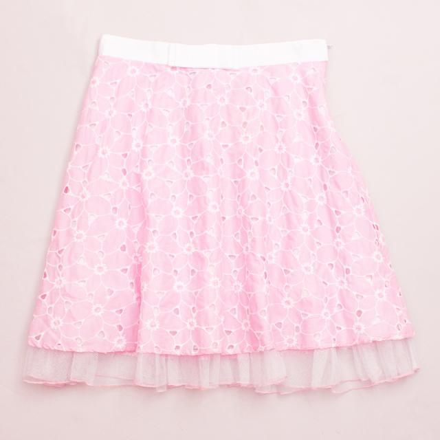 """Origami Detailed Skirt """"Brand New"""""""