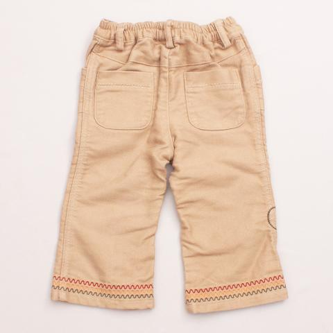 Genevieve Lapierre Embroidered Pants