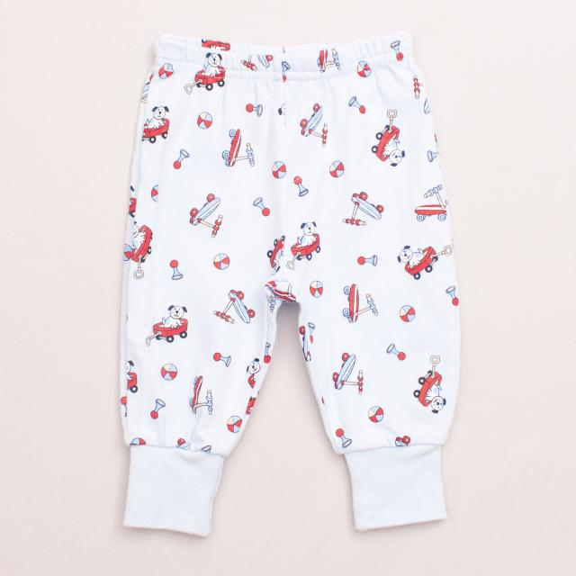 Baby World Skateboard Pants