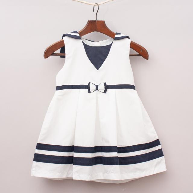 "Milor Nautical Dress ""Brand New"""
