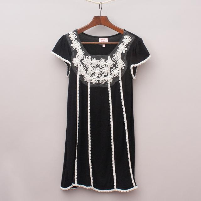 Miss Leona Embroidered Dress