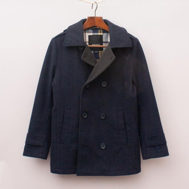 Feraud Double Breasted Coat