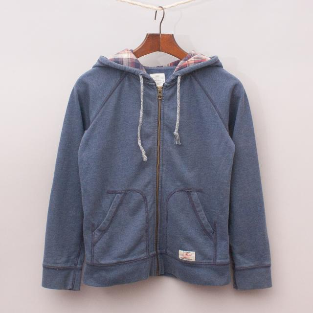 Country Road Hooded Jumper