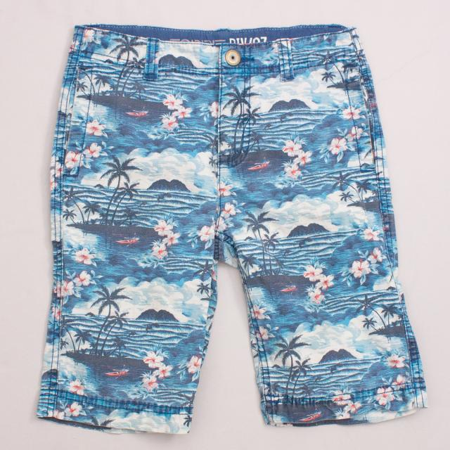 Esprit Hawaiian Shorts