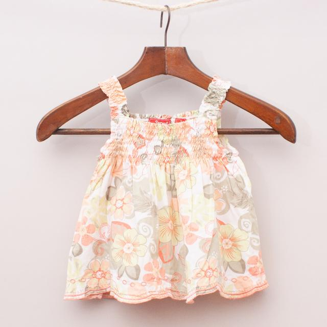 Sprout Floral Singlet