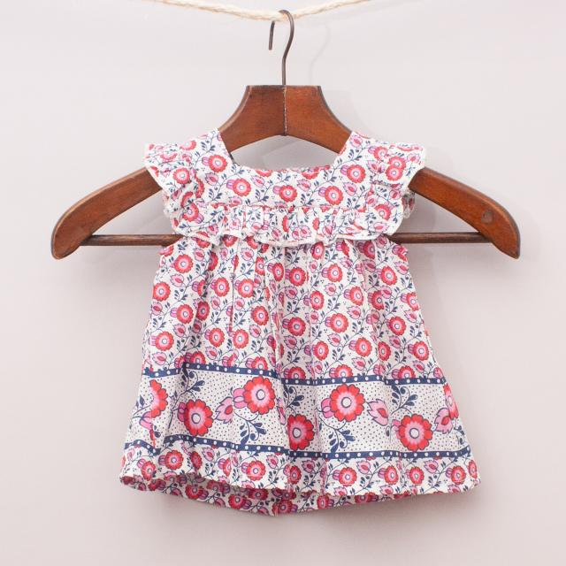 """Jack & Milly Floral Top """"Brand New"""""""