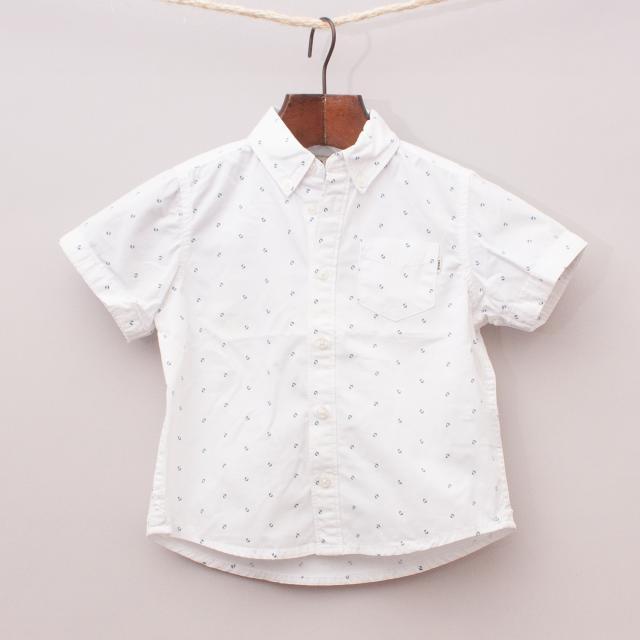 Indie Kid Patterned Shirt