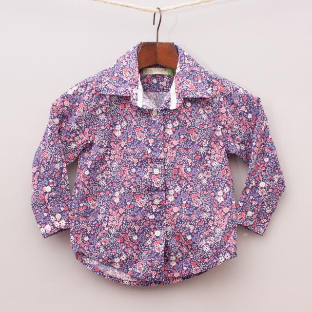 Lily & Dan Floral Shirt