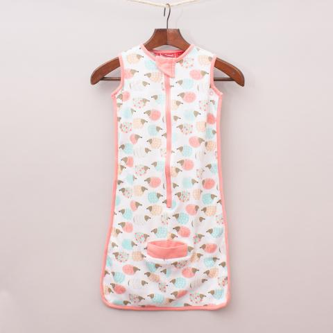 Sprout Hedgehog Sleep Suit - Size 00