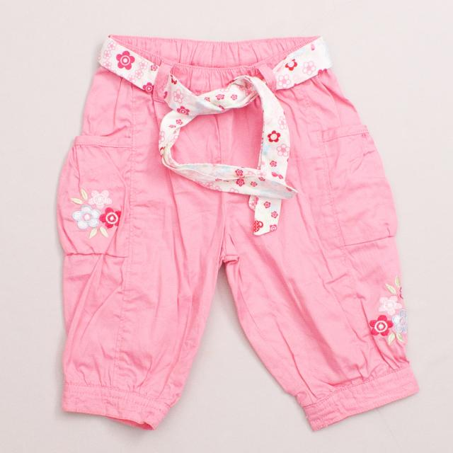 Sprout Pink Pants