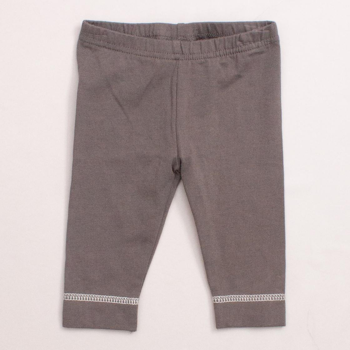 Sprout Charcoal Leggings