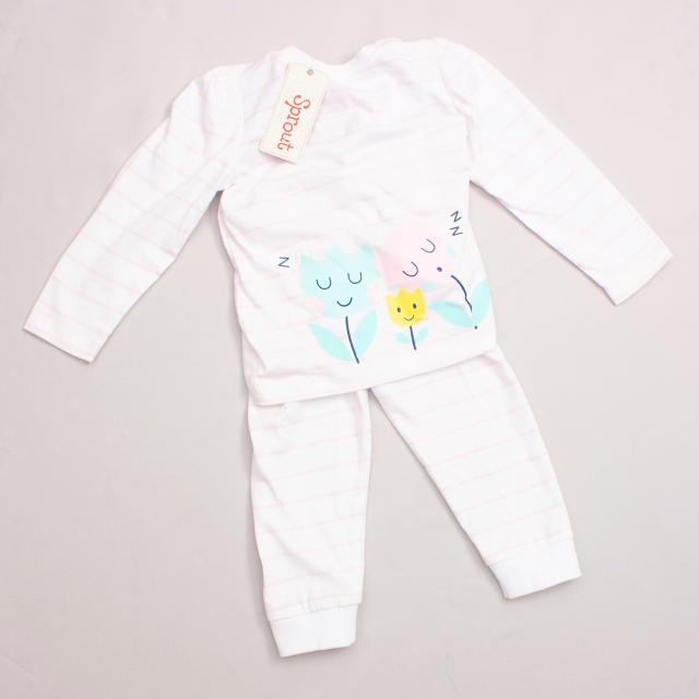 Lily & Dan Owl Pyjamas
