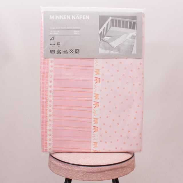 "Ikea Baby Quilt & Pillowcase Set ""Brand New"""