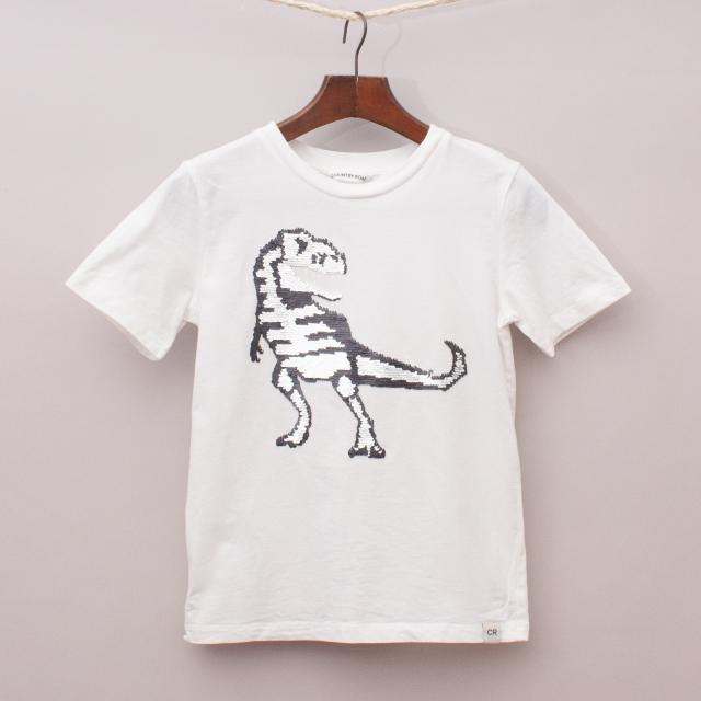 Country Road T-Rex T-Shirt