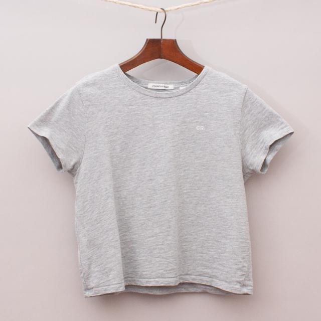 Country Road Grey T-Shirt