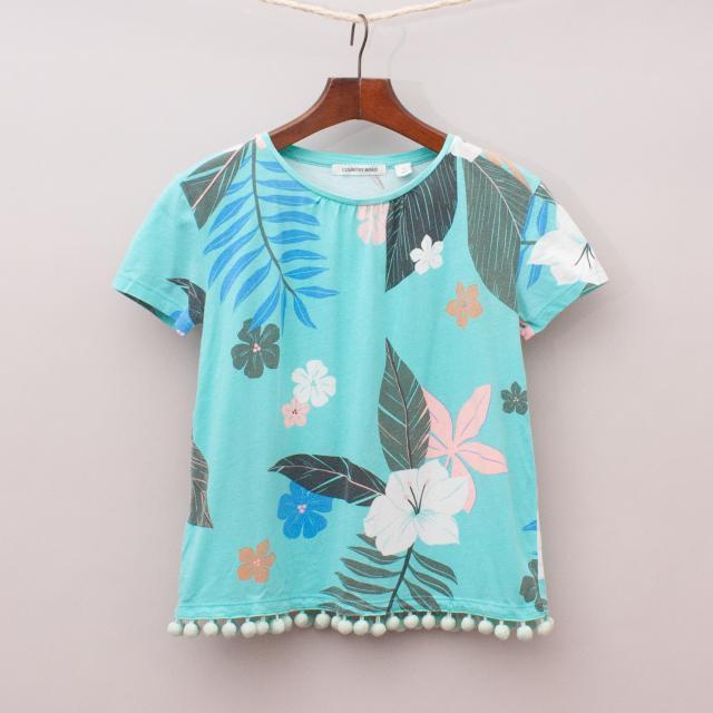 Country Road Hawaiian T-Shirt