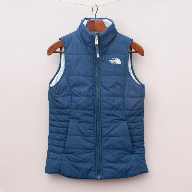 North Face Padded Vest