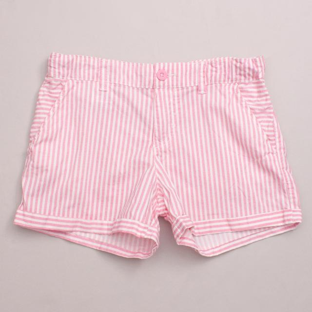 United Colours of Benetton Striped Shorts